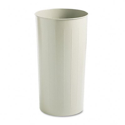(Safco Products 9610SA Round Wastebasket, 80-Quart,)