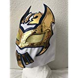 SIN CARA White KIDS MASK KALISTO LUCHA DRAGONS PENTAGON JR ()