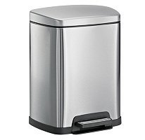 Tramontina All-Around Step on Waste Can -2.5-4.0 Gal (Tramontina Step Trash Can compare prices)