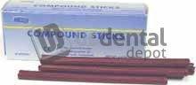KEYSTONE - Green Sticks - - 4.5oz - Compounds - 15pk #6060500 Widest w 034-6060500 Us Dental Depot