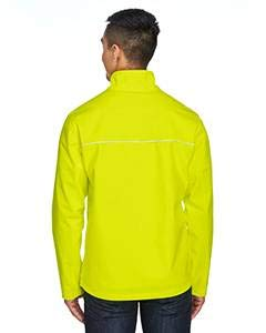 Dark Charcoal Instant Savings of 5/% /& More 5XL - Product of Brand Harriton Mens Echo Soft Shell Jacket