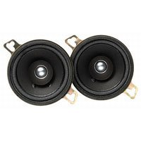 "Kenwood KFC-835C 3 1/2"" Dash-Mount Dual-Cone Speaker (Pair)"