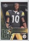 Santonio Holmes (Football Card) 2006 Upper Deck NFL Players Rookie Premiere - [Base] #9