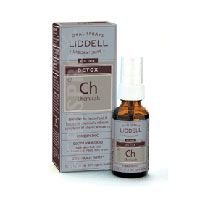 Liddell Homeopathic Chemical Detox Spray, 1 Fluid Ounce