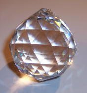 Fortune Teller Costume Crystal Ball (Zehui 50mm Asfour Feng Shui Crystal Ball Prisms)