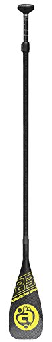 AIRHEAD SUP Carbon Paddle - 83 Blade, 83 Sq in by Airhead