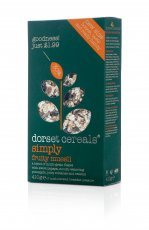 Dorset Cereal Simply Fruit Muesli 410g / 14.4 oz