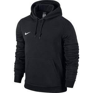 Nike Team Club Hoodie Sweatshirt (S, Royal BlueWhite)