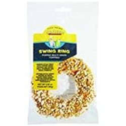 Sunseed Vita Prima Swing Ring Popped Multi-Grain Bird Treat