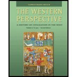 The Western Perspective : A History of Civilization in the West, Cannistraro, Philip V. and Reich, John J., 0534610897
