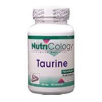 Nutricology Taurine 500mg 100 cap ( Multi-Pack)