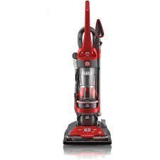 Red Hoover Vacuum - Hoover Whole House Elite Dual-Cyclonic Bagless Upright Vacuum Cleaner | UH71230