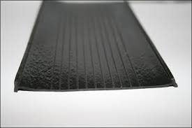 Garage Door Parts T-end Bottom Rubber Seal Insert-6''- 6''x20'