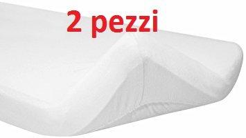 Colchón Chicco Next2Me, en algodón, Modelo sábana bajera, 2 piezas