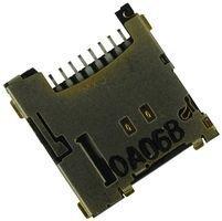MOLEX 5040771891 Conector, Micro SD, 1,1 mm, 8 Posición, 10 ...