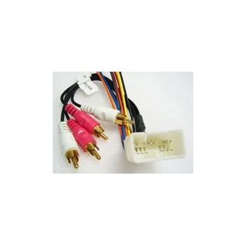 Amazon Com Premium System Wire Harness For Installing A New Radio