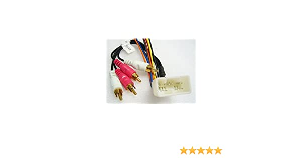 Amazon Premium System Wire Harness For Installing A New Radio