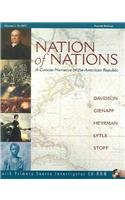 Nation of Nations Concise Vol1 with Primary Source Investigator and Powerweb