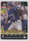 Woody Williams  Baseball Card  1995 Donruss Top Of The Order    Base   Wowi