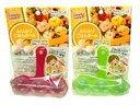 mini rice ball - Simple 3 Mini Onigiri Rice Ball Shake Maker from Japan PINK