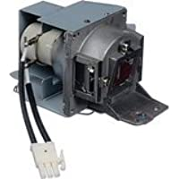 Replacement Lamp with Housing for HITACHI CP-DX300 with Philips Bulb Inside