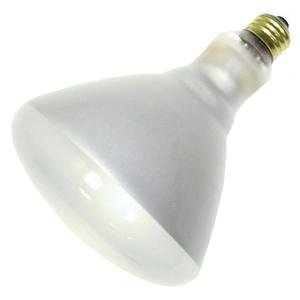 BR40 120 WATT FLOOD LIGHT BULB - 12 Pack