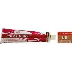 - Wella Color Touch 9/16 (Very Light Blonde/Ash Violet) 2oz