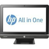 HP Compaq Pro 4300 All-in-One PC - Core I3 3220 3.3 GHz - Monitor : LED 20