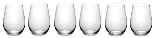 Riedel 260 Years Celebration, O Riesling/Zinfandel Glasses, Set of 6
