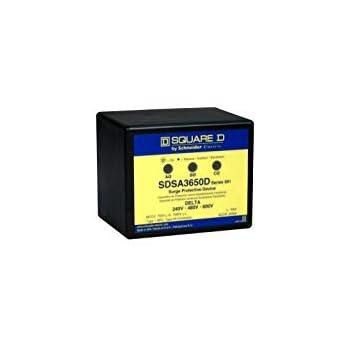 Surge Protection Device, 3 Phase, 600V