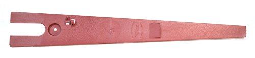 Kirby Handle Fork Rear Cover Back - Maroon