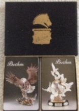 Game Birds Boehm (Edward Boehm Birds; Eagle and World Peace Doves, Gemaco Playing Cards Vintage)