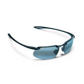 Maui Jim Kanaha Sunglasses - Color: 409-02 Gloss Black/Neutral Gray Polarized