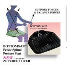 Bottoms Up Posture Seat Large 22'' by Lumbar-Cushions