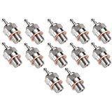 (Traxxas 3232X Super Duty Long Medium Glow Plug (12X) 1/10 Revo 2.5/3.3)
