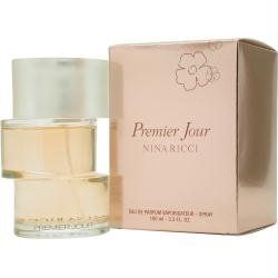 Nina Ricci Mini Perfume - Premier Jour By Nina Ricci For Women Eau De Parfum Spray Refillable .33 Oz Mini