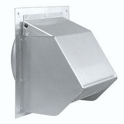 Broan-NuTone 613 Wall Cap - Aluminum