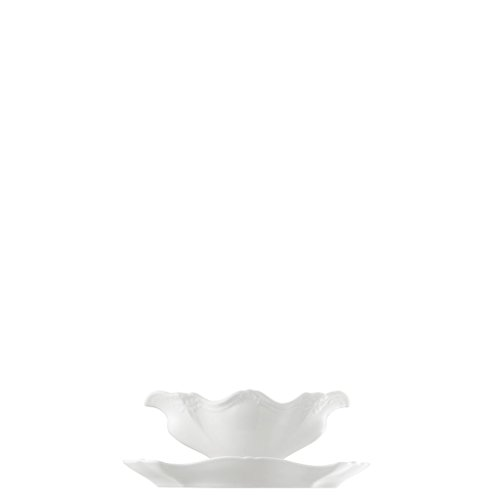 Sauce Boat, 13 ounce | Baronesse White