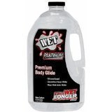 1 Gallon Wet Platinum by Wet Lubricant