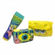 Nickelodeon SpongeBob SquarePants Flashlight & Camera (Spongebob Flashlight)