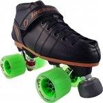 8 Skate Pilot - Skate Out Loud Jackson Competitor Pilot Eagle Poison Derby Skates Wheel Size Regular Size 8