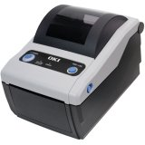 - Oki LD610 Direct Thermal Printer - Monochrome - Desktop - Label Print