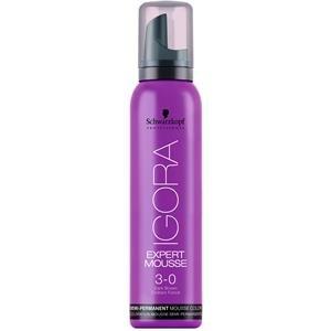 Hair Color Mousse - Schwarzkopf Professional Igora Expert Mousse, 9.5-1, Pearl, Semi-permanent, 3.2 Ounce
