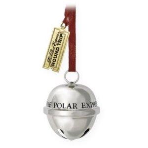 2007 Sleigh Bell (2007 Hallmark Keepsake Ornament Santa's Sleigh Bell from The Polar)