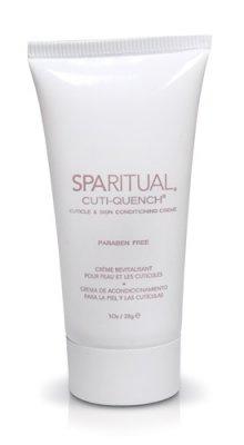 SpaRitual Cuti-Quench Conditioning Cuticle Creme 0.5 oz. by SpaRitual