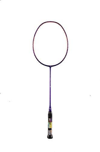 Li Ning Super Force 84 Lite  Strung  Badminton Racquet, 84g, S2