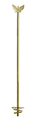 Uber bar tools 46/Aswizz A Swizz Swizzle Stick, Gold by Uber Bar Tools (Image #8)