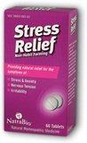 Natra-Bio Stress Relief 60 Tablets (Natra Bio 60 Tabs)