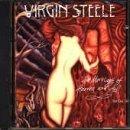 Marriage of Heaven & Hell by Virgin Steele (Virgin Steele The Marriage Of Heaven And Hell)