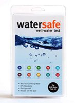 watersafe ws well water test